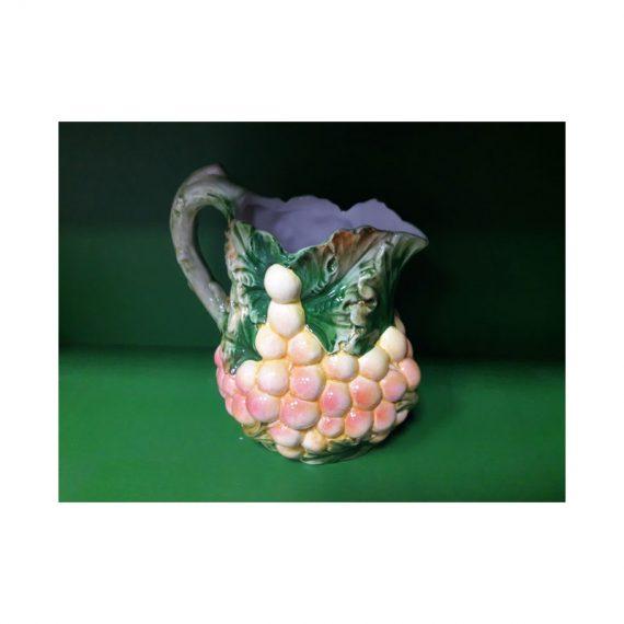 Dzbanek ceramiczny  winogron
