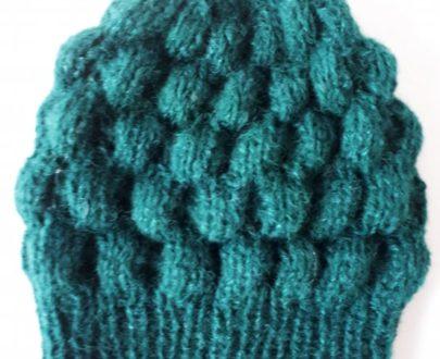 czapka jesienno-zimowa